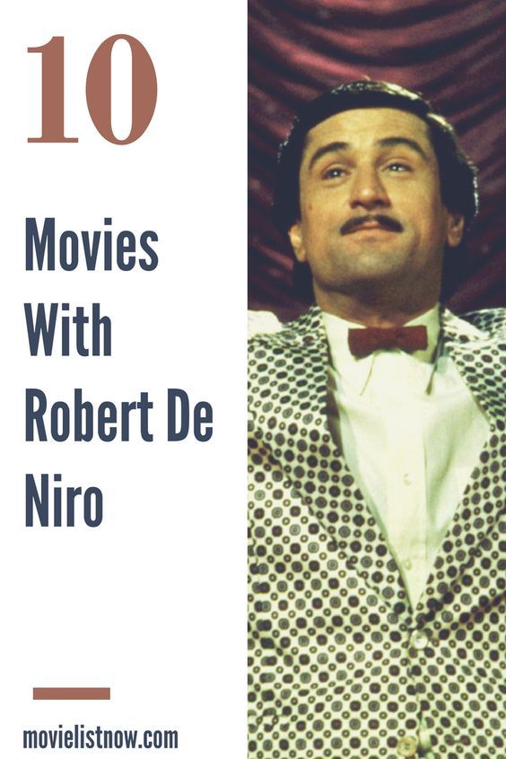 10 Movies With Robert ...