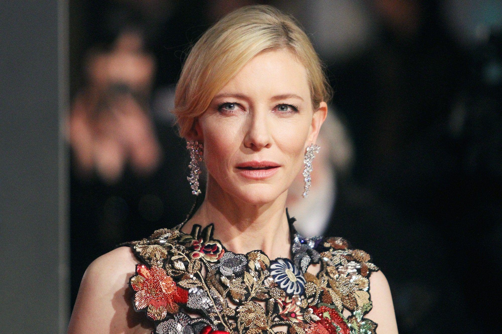 Cate Blanchett Wins Best Actress   Business Insider